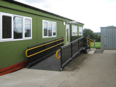 Temporary Container Classrooms