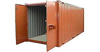 Secure Container Hire