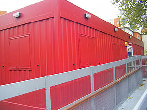modular buildings construction
